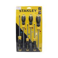 Bộ vít 6 cây Stanley STMT66672