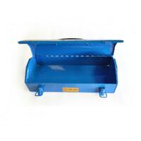 Hộp đựng dụng cụ 1 ngăn màu xanh 14.7x5.9x4.13cm Mitsana 06151-MSN-0001