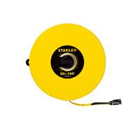 Thước dây sợi thủy tinh 50m/165ft màu vàng Stanley STHT34263-8