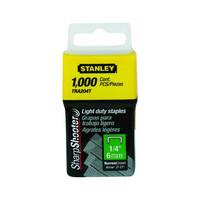 Lõi ghim loại nhẹ 1/4 inches Stanley TRA204T