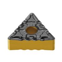 Mảnh dao tiện hợp kim Korloy TNMG160408 VC NC3225