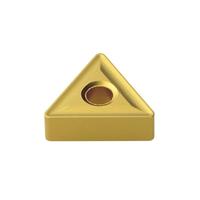 Mảnh dao tiện hợp kim Korloy TNMG160408 B25 NC3030