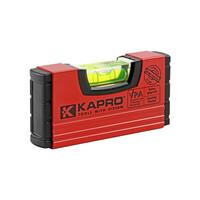 Thước thủy 10cm KAPRO 246D màu đỏ