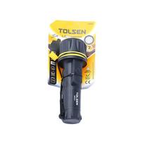 Đèn pin cán bọc nhựa 7 led Tolsen 60021
