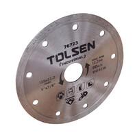 Đĩa cắt gạch ướt 125mm Tolsen 76723