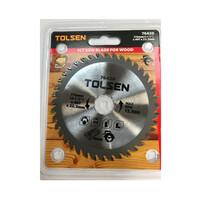 Đĩa cắt gỗ 40 răng 115mm Tolsen 76420