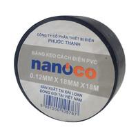Băng keo cách điện 9m NANOCO FKPT10