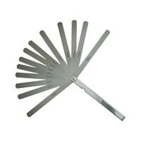 Bộ dưỡng đo khe hở 13 lá 0.03-0.5mm Mitutoyo 184-302S