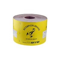 Cuộn giấy nhám vòng độ hạt 100 BÒ CẠP AJ63 100