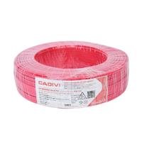 Dây điện đôi mềm 2 lớp bọc CADIVI VCmd 2x1.5