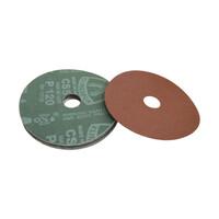Nhám mài dĩa Fiber disc CS561/P120/125x22mm Klingspor 66383