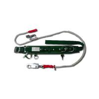 Dây an toàn đai bụng 2 khóa định vị chữ D ADELA H227