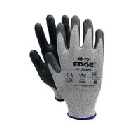 Găng tay chống cắt cấp độ 3 dệt kim màu xám Ansell Edge 48-701