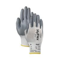 Găng tay phủ nhựa lòng bàn tay Ansell Hyflex 11-800