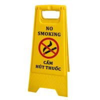 Bảng cảnh báo cấm hút thuốc BB.Safety.BB