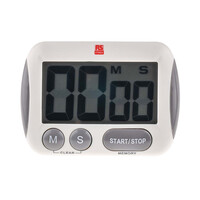 RS PRO Digital Desktop Timer White (557610)