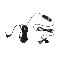 RS PRO Lavalier Wired Microphone 1kΩ (2428911)