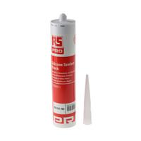 RS PRO Black Silicone Sealant Paste 310 ml Cartridge (512783)