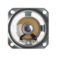 RS PRO Round Speaker Driver, 1W nom, 8Ω (6284715)