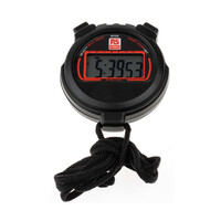 RS PRO Black Digital Pocket Stopwatch (8111814)