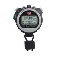 RS PRO Black Digital Pocket Stopwatch (8919889)