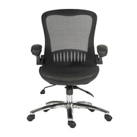 RS PRO Executive Chair Black (1809716)