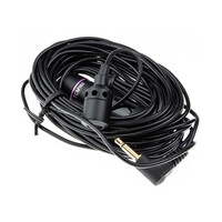 RS PRO Lavalier Wired Microphone 1kΩ (2834748)
