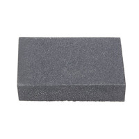 RS PRO P240 Fine Sanding Block, 80mm x 50mm (1235767)
