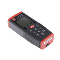 RS PRO RSLDM-80H Laser Measure, 0.05 → 80m Range, ±1.5 mm Accuracy (1268819)