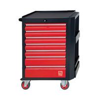 Tủ đựng 7 ngăn kèm dụng cụ sửa chữa RS PRO 1253046 (240 chi tiết)