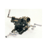RS PRO Milling Vice x 39mm 102mm x 94mm, 10kg (105192)