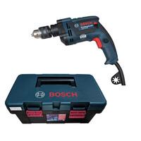 Bộ máy khoan động lực 650W kèm phụ kiện BOSCH 0615A000DW