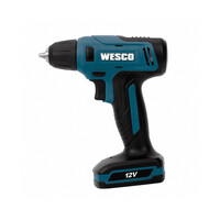 Máy khoan pin 12V WESCO WS2550K
