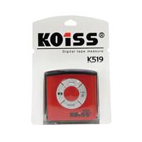 Thước cuộn đo điện tử 5m/19mm Koiss K519