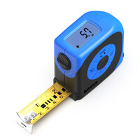 Thước cuộn đo điện tử 5m/25mm Koiss K525L có đèn nền