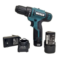 Máy khoan pin 12V WESCO WS2531