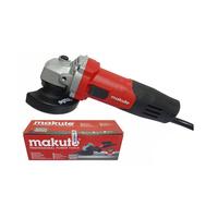 Máy mài MAKUTE AG016-S RED công tắc hông