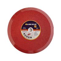 Đá cắt sắt, inox Kingblue D4-350x3.0 đỏ