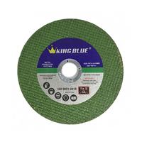 Đá cắt sắt, inox BlueBird D2-107 x1.2 xanh