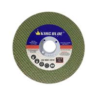 Đá cắt sắt, inox Kingblue D1-125x1.5 xanh