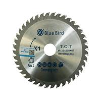 Lưỡi cưa gỗ BlueBird X1-125x40T