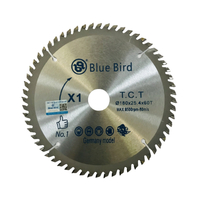 Lưỡi cưa gỗ BlueBird X1-180X60T