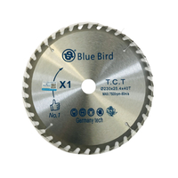 Lưỡi cưa gỗ BlueBird X1-230x40T
