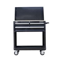 Tủ dụng cụ 3 ngăn ván gỗ kèm vách lưới CSPS VNUC9103B1QWK  + VNDUC09001