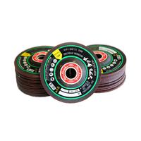 """Đá mài đỏ model AC60 5"""" NKK 01101-NKK-0007"""