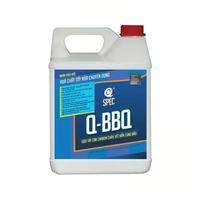 Chất siêu tẩy cặn carbon cháy, vết bẩn cứng đầu AVCO Q-BBQ can 4 lít