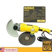 Máy mài góc lớn Dewalt DW840-B1