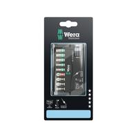 Bộ đầu vít 10 chi tiết Wera 05073630001