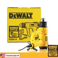 Máy phun hơi nóng 2000W Dewalt D26414-B1