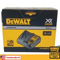 Bộ sạc pin 10.8V - 18V Dewalt DCB107-B1
